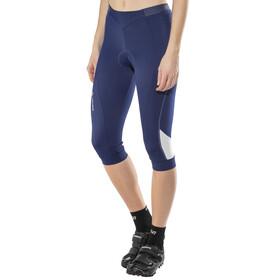VAUDE Advanced II 3/4 Pants Women sailor blue